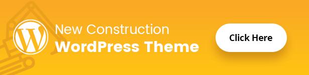 construction company theme